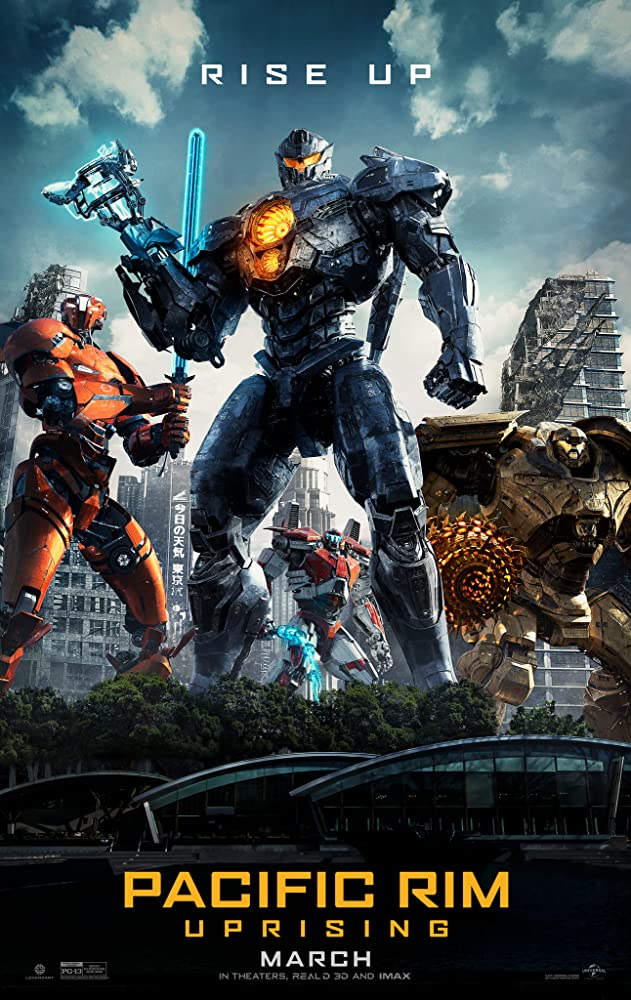 Pacific Rim: Uprising 2018 Movie BluRay | 720p – 1080p | With Bangla SubTitle