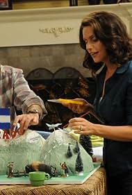Paul Reiser and Amy Landecker in The Paul Reiser Show (2011)