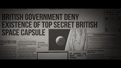 Capsule // 1959 Cold War Space Thriller // Feature Trailer