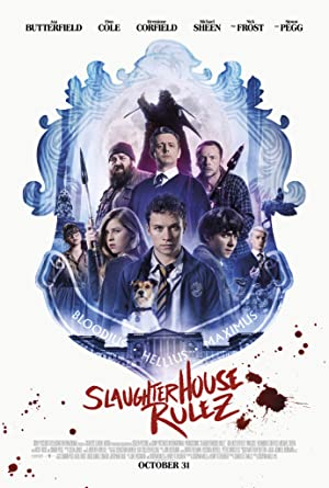 Nonton Bioskop Slaughterhouse Rulez (2018) Movie Online Subtitle Indonesia