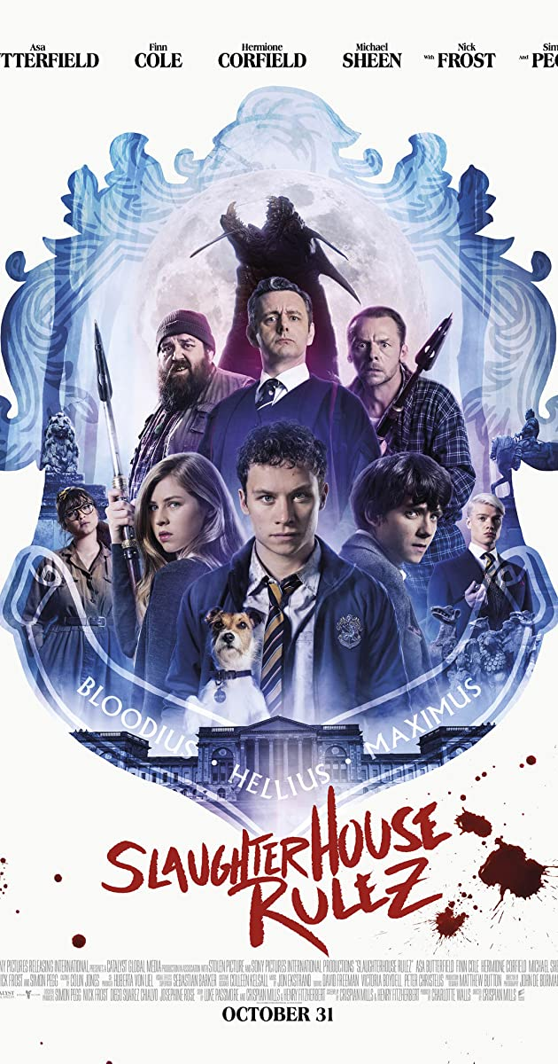 Slaughterhouse Rulez (2018) - IMDb