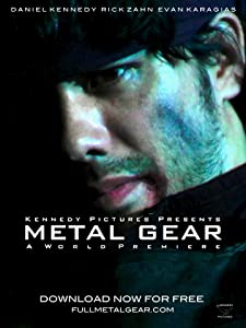 Metal Gear download movie free