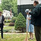 James Gandolfini, Molly Price, and John Magaro in Not Fade Away (2012)