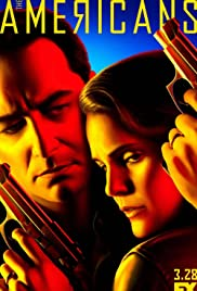 The Americans Poster - TV Show Forum, Cast, Reviews