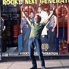 Kick Gurry in Garage Days (2002)