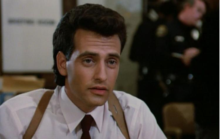 Robert Firth in Hunter (1984)