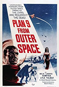 Primary photo for Plan 9 from Outer Space