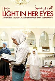 The Light in Her Eyes Poster