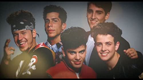 A music documentary commemorating the 20th anniversary of the worldÂ's biggest ever boy band.