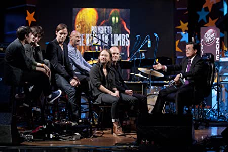 Watch full movie now you see me Dr. Pepper Presents Stephen Colbert's Rocktember with Radiohead [HDR]
