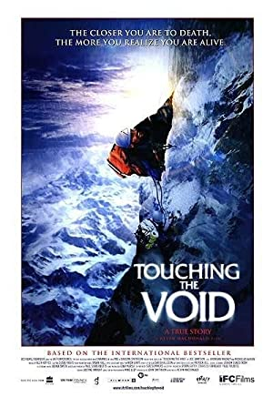 Where to stream Touching the Void