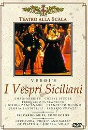 I vespri siciliani Poster