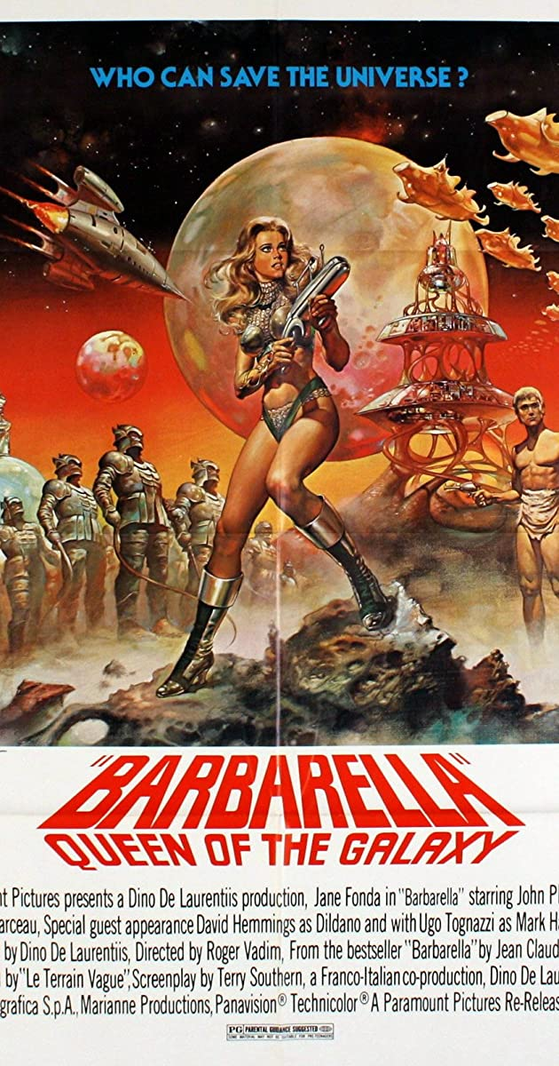 Barbarella (1968) Subtitles