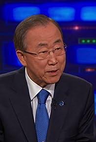 Primary photo for Ki-moon Ban