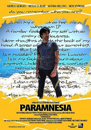Where to stream Paramnesia