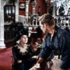 Charlton Heston and Ava Gardner in 55 Days at Peking (1963)