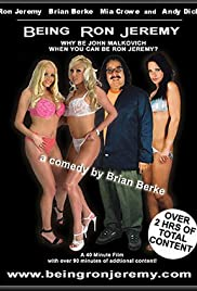 Being Ron Jeremy (2003) Poster - Movie Forum, Cast, Reviews