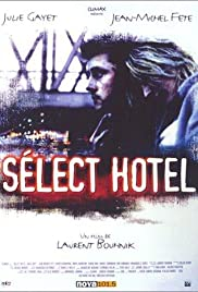 Select Hotel Poster