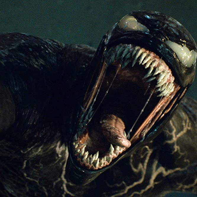 Tom Hardy in Venom: Let There Be Carnage (2021)