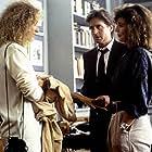 Michael Douglas, Anne Archer, and Glenn Close in Fatal Attraction (1987)