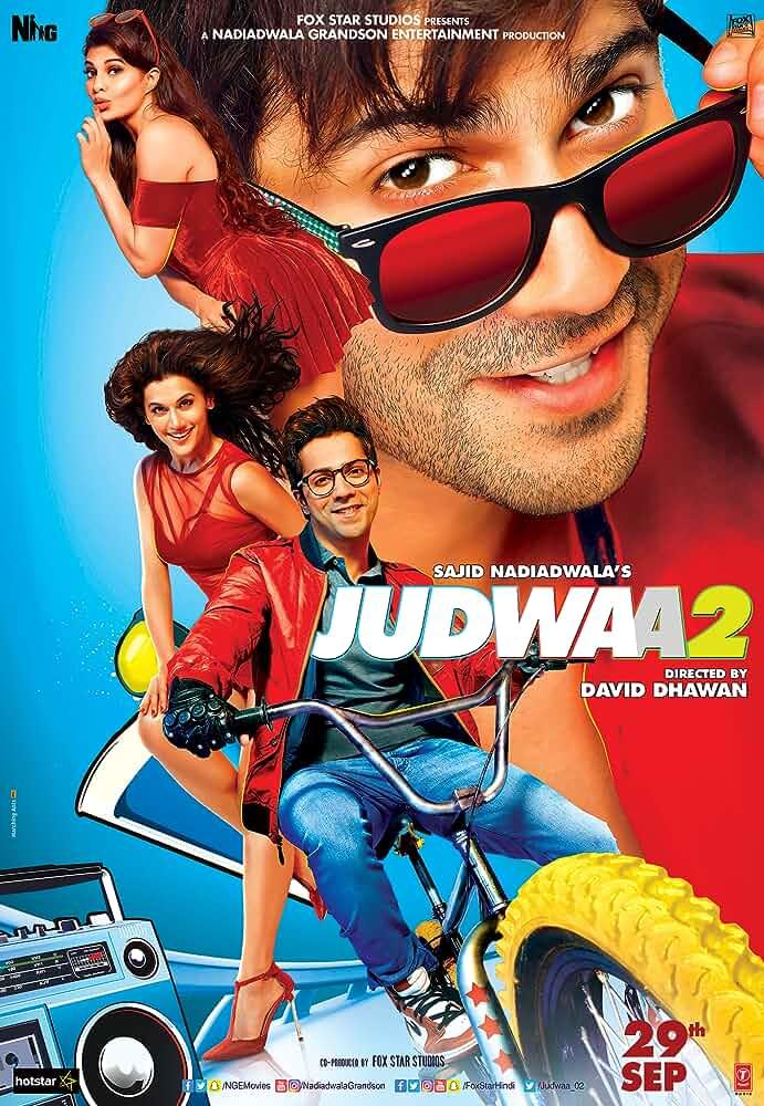 Download Judwaa 2 Full Movie | Varun Dhawan |Taapsi Pannu |Jacqueline Fernandez