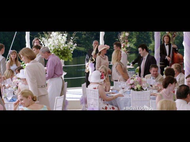 watch the big wedding online free