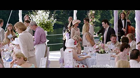 The Big Wedding (8) - IMDb