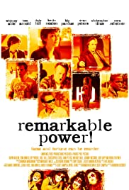 Remarkable Power (2008) Poster - Movie Forum, Cast, Reviews