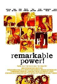 Remarkable Power (2008) filme kostenlos