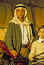 Young Indiana Jones and the Curse of the Jackal Poster