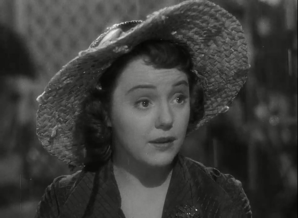 Patricia Hitchcock in Stage Fright (1950)