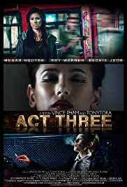 Act Three Short Film Poster