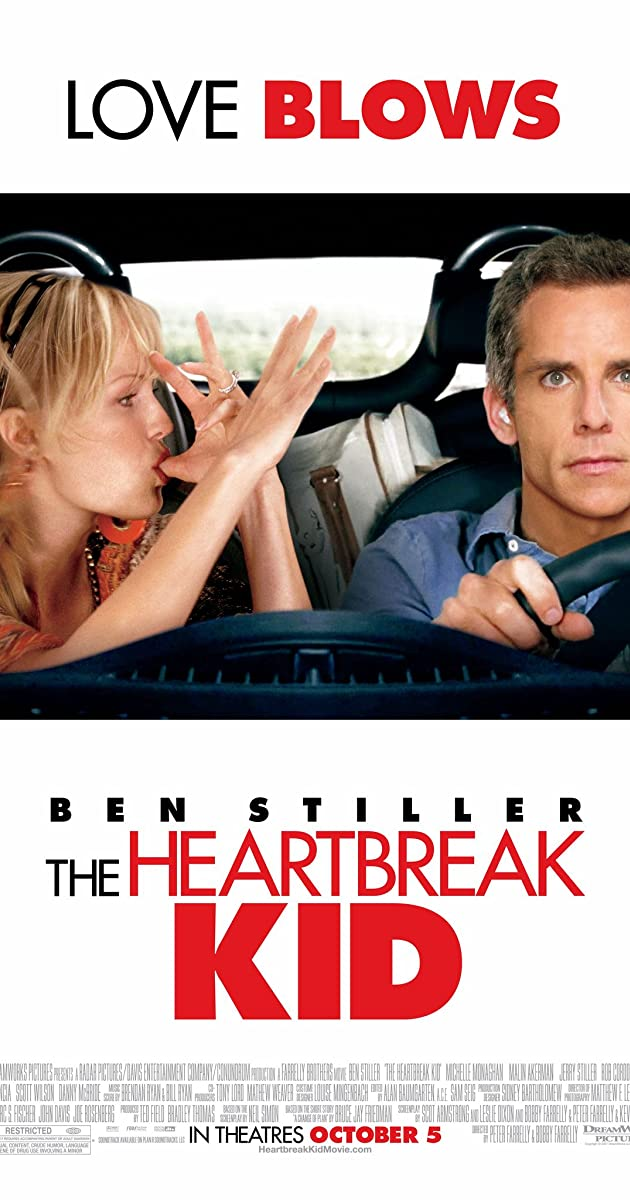Subtitle of The Heartbreak Kid