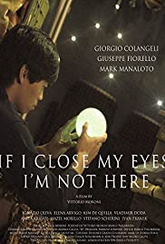 If I Close My Eyes I'm Not Here Poster