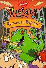 Runaway Reptar Part 1 Poster