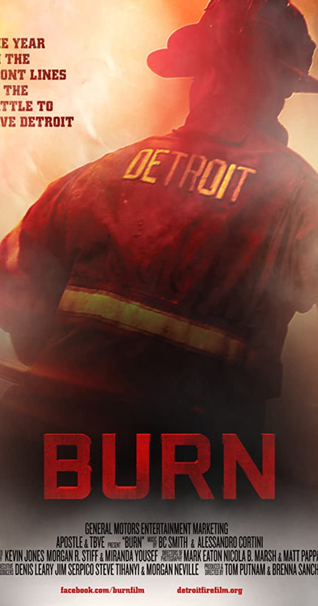 Subtitle of Burn