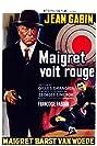 Maigret voit rouge (1963) Poster