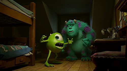 Mike Wazowski and James P. Sullivan are an inseparable pair, but that wasn't always the case. From the moment these two mismatched monsters met they couldn't stand each other. Monsters University unlocks the door to how Mike and Sulley overcame their differences and became the best of friends.