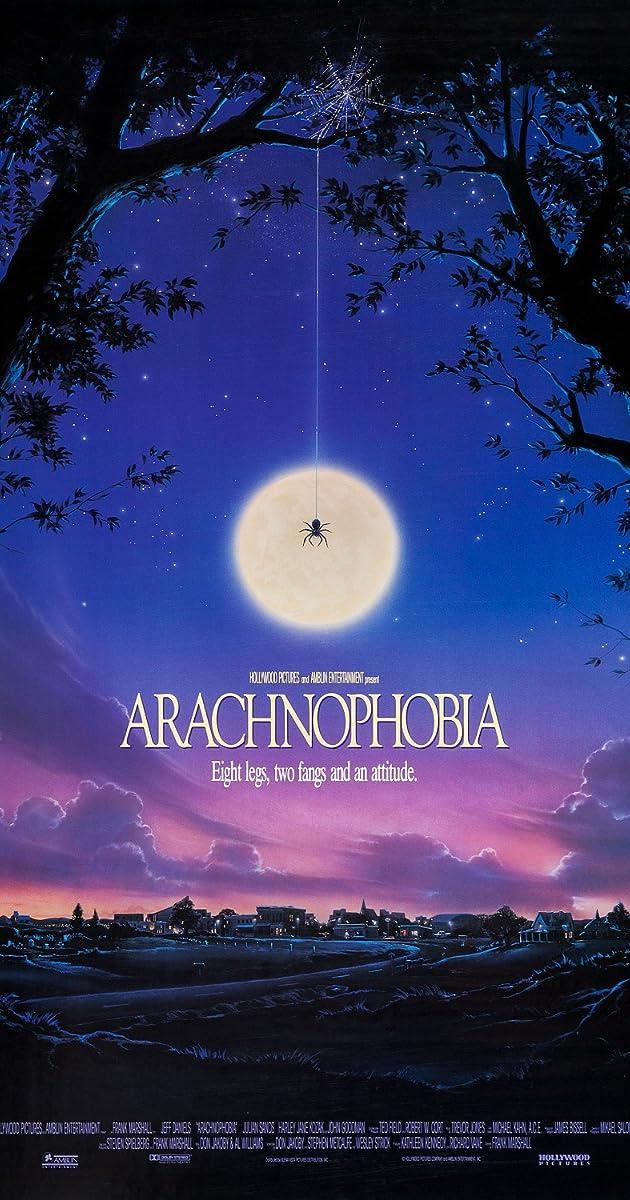 Subtitle of Arachnophobia