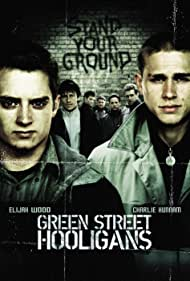 Elijah Wood, Charlie Hunnam, and Geoff Bell in Hooligans (2005)