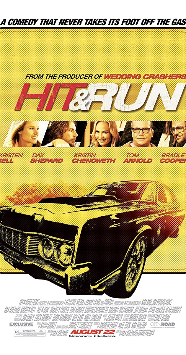 Subtitle of Hit and Run