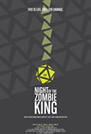 Night of the Zombie King Poster