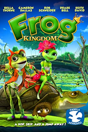 Download Frog Kingdom (2013) Dual Audio (Hindi-English) 480p [300MB] || 720p [700MB]
