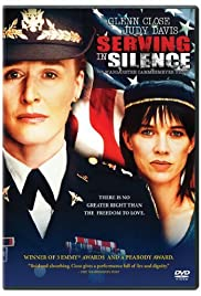 Serving in Silence: The Margarethe Cammermeyer Story Poster
