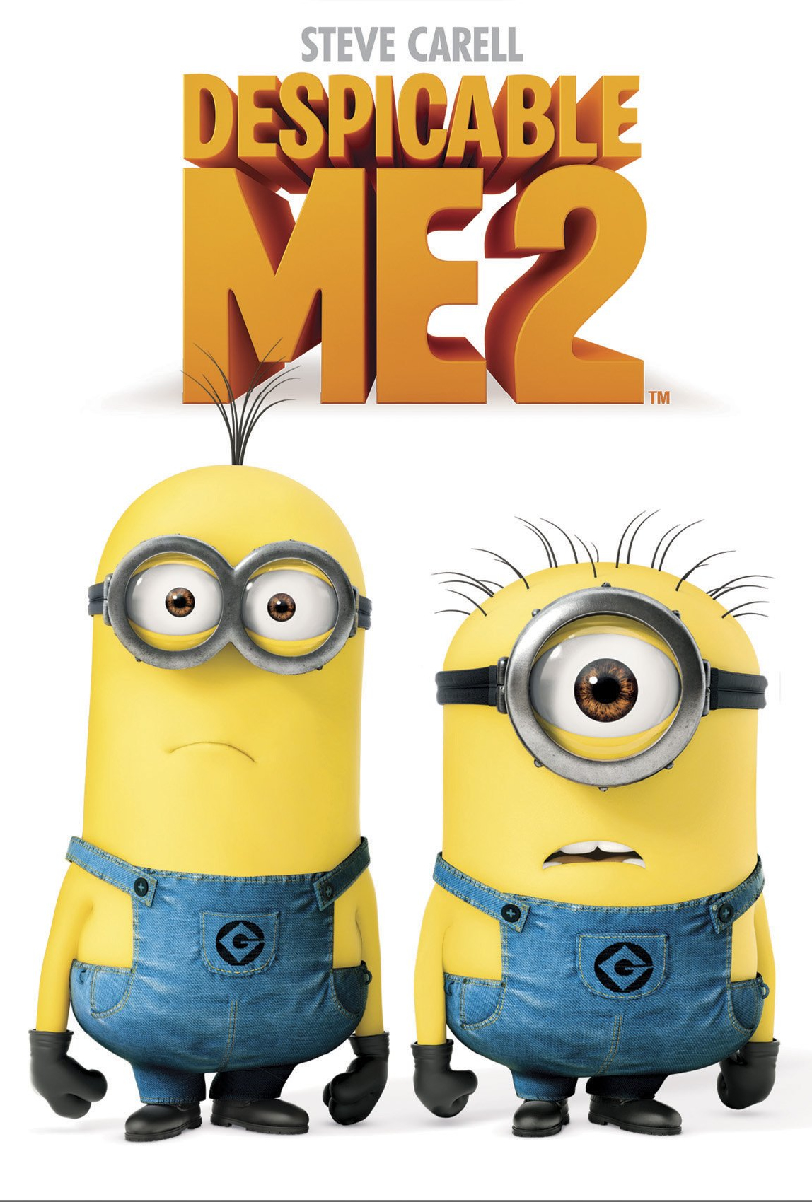 Despicable Me 2 (2013) Animation Dual Audio Movies