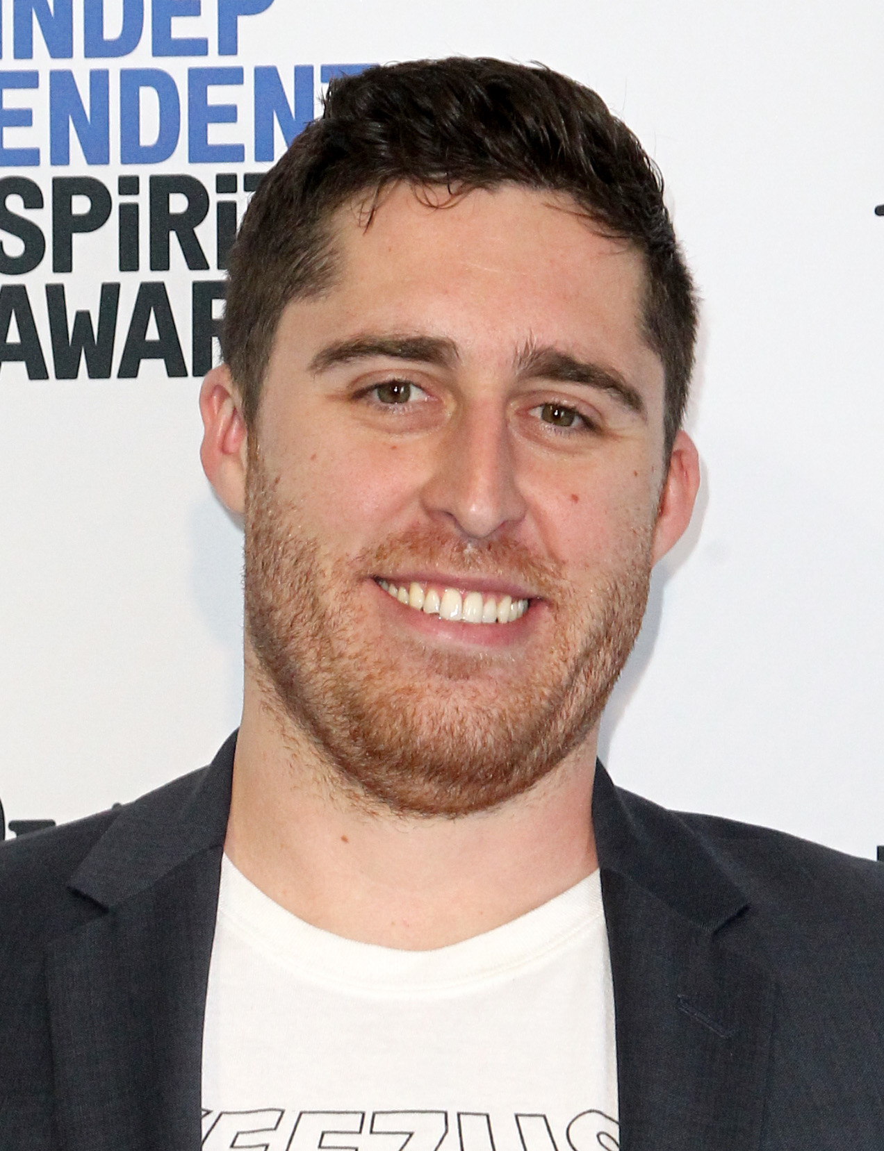 Trey Edward Shults at an event for 31st Film Independent Spirit Awards (2016)