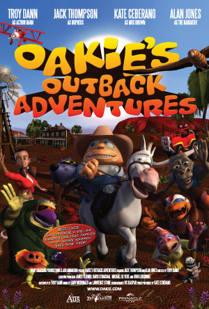 Where to stream Oakie's Outback Adventures