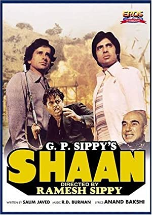 Javed Akhtar Shaan Movie