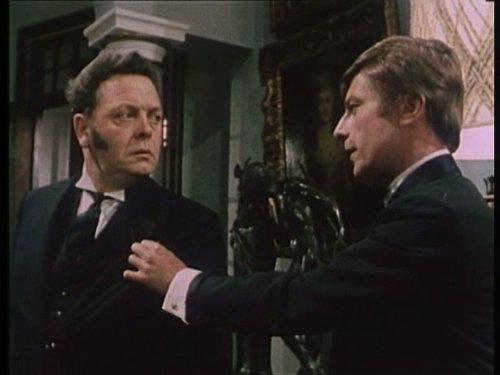 Doug Fisher and Geoffrey Reed in The Adventurer (1972)