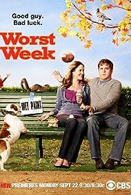 Erinn Hayes and Kyle Bornheimer in Worst Week (2008)